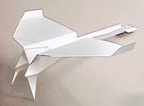 Origami of plane DC3