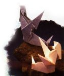Origami of the zodiac: the virgo, model 1
