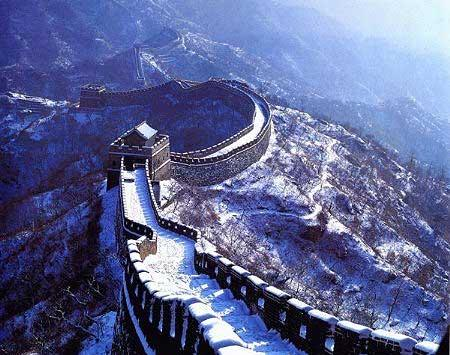 The Great Wall: Jinshanling
