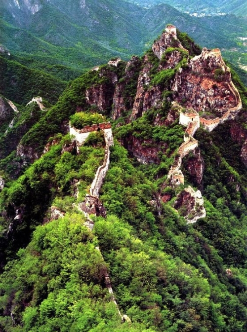 The Great Wall : Mutianyu
